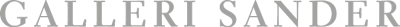 Galleri Sander Logotyp